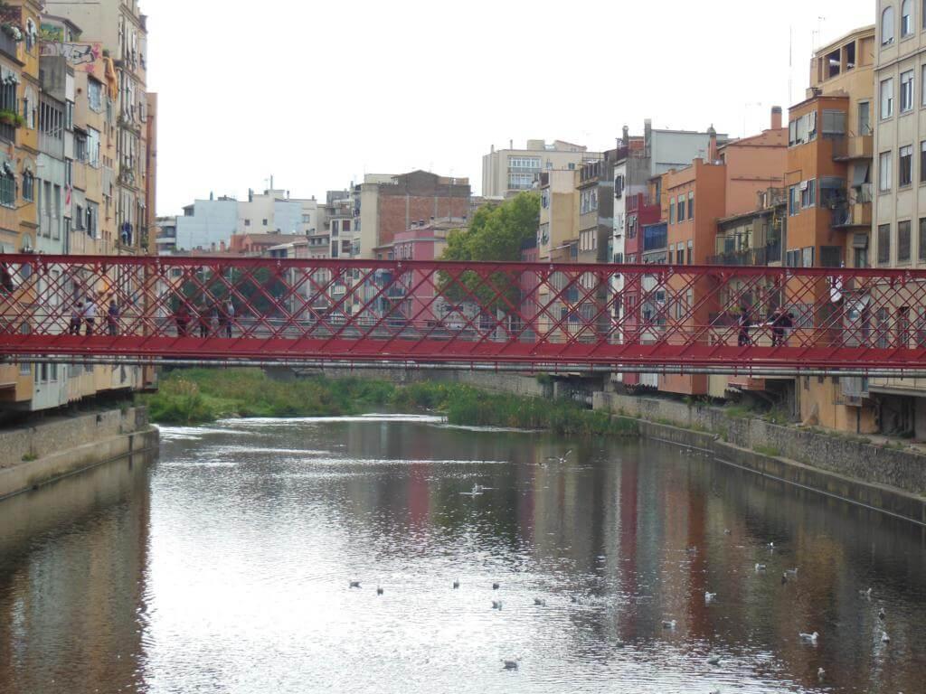 ¿Qué ver en Girona en un día? Pont Ferro