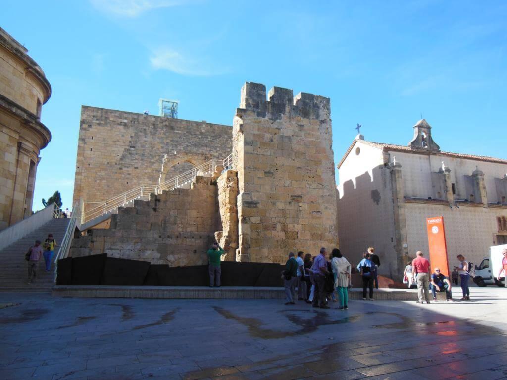 Pretorio romano de Tarragona