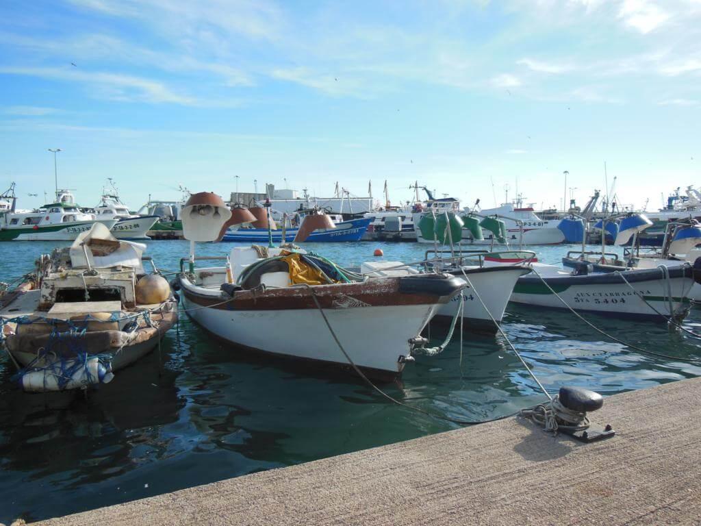 ¿Qué ver en Tarragona en un día? Puerto marítimo