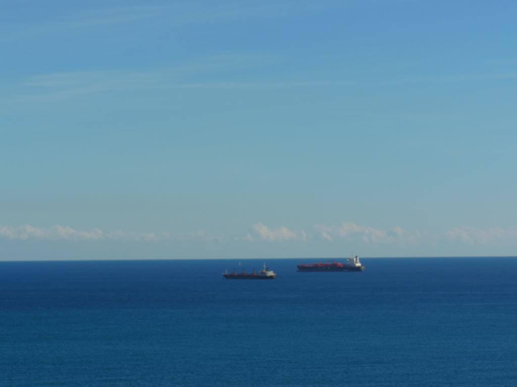 Vistas desde el Balcón del Mediterráneo