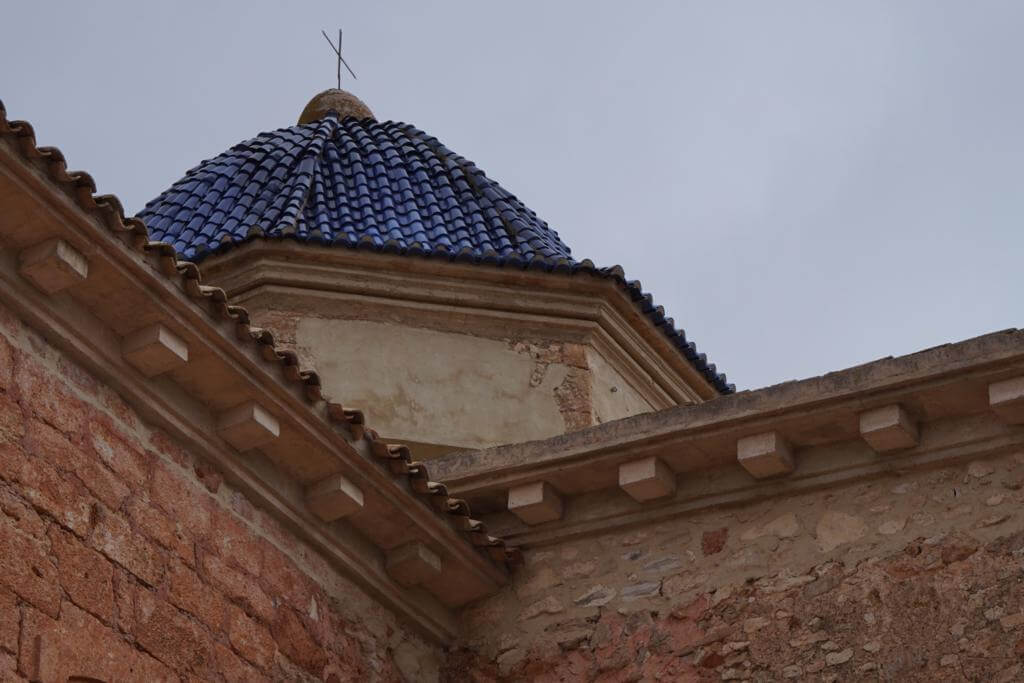 Iglesia Nuestra Señora de la Natividad en Alborea