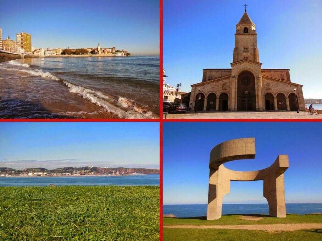 ¿Qué ver y hacer en Asturias? Gijón