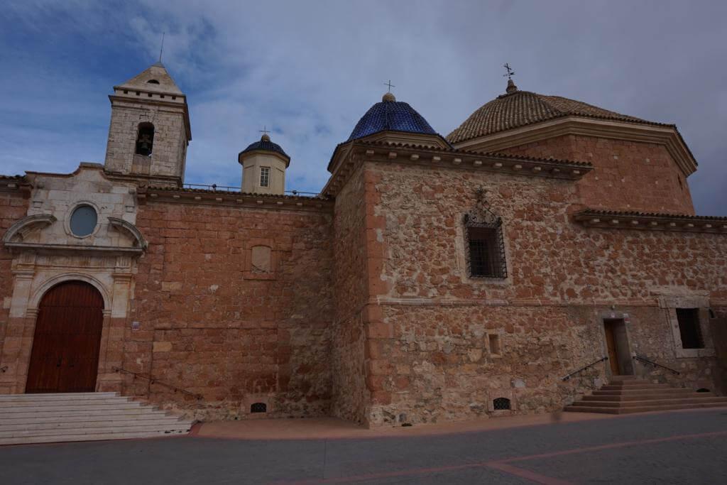 """""""La Catedral de La Manchuela"""" en Alborea"""
