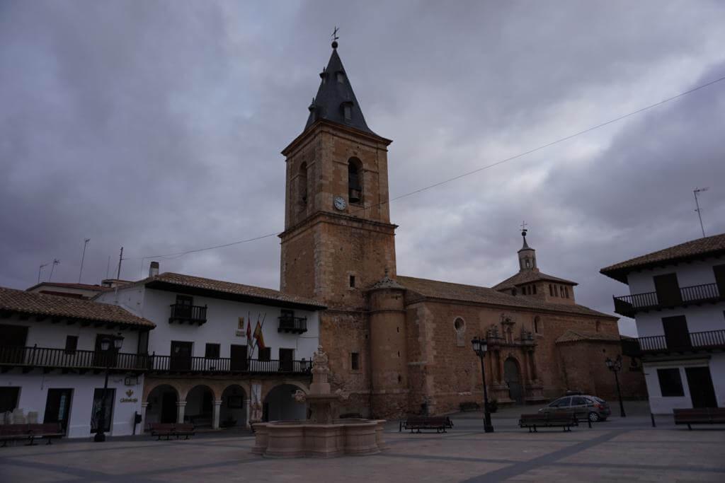 Iglesia Parroquial de San Bartolomé en Tarazona de la Mancha