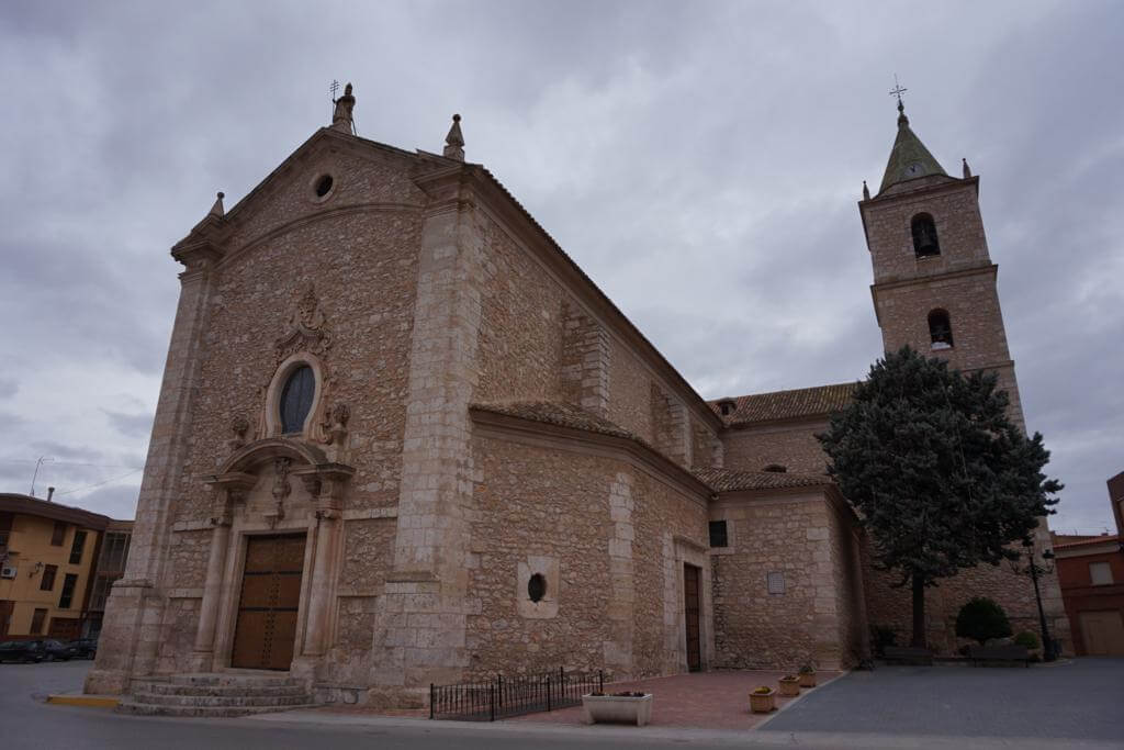 Iglesia de San Pedro y San Pablo en Madrigueras