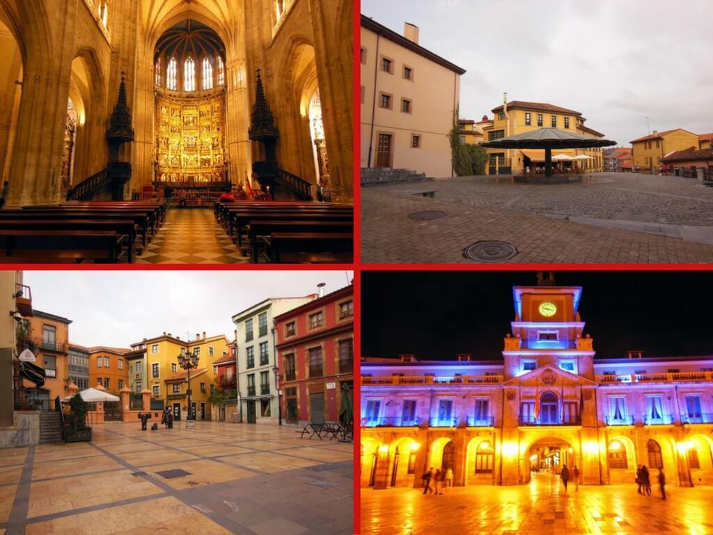 ¿Qué ver y hacer en Asturias? Oviedo