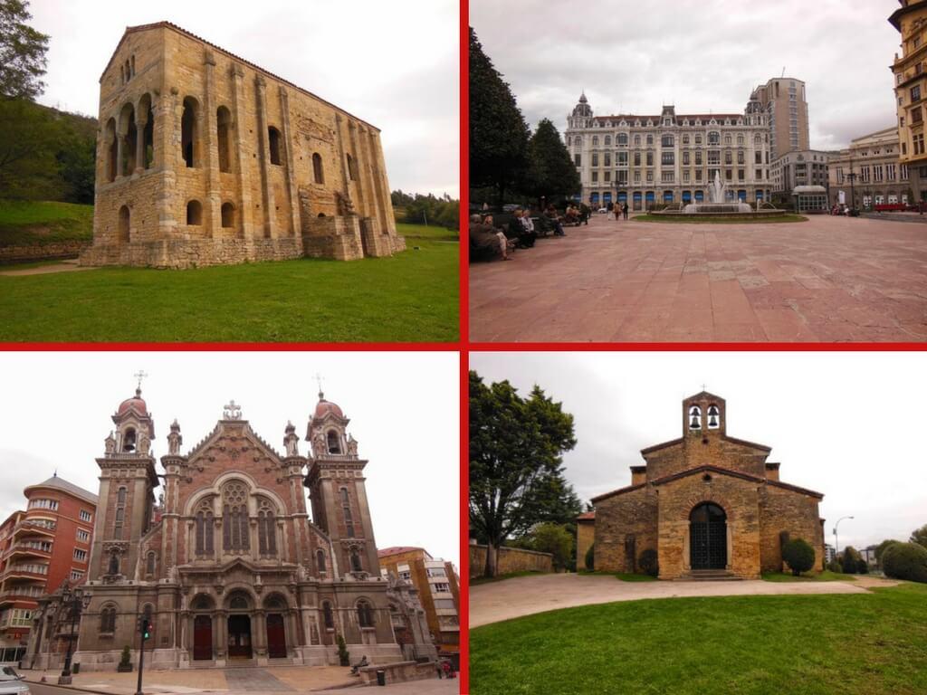 Arquitectura prerrománica de Oviedo