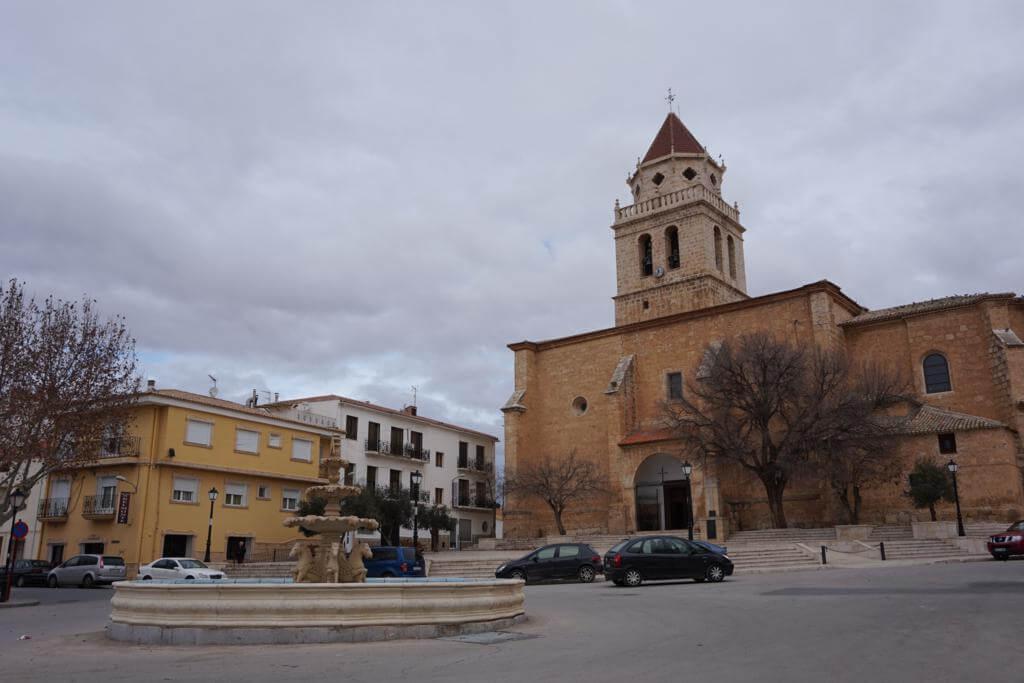 Parroquia de la Asunción de Nuestra Señora en Mahora