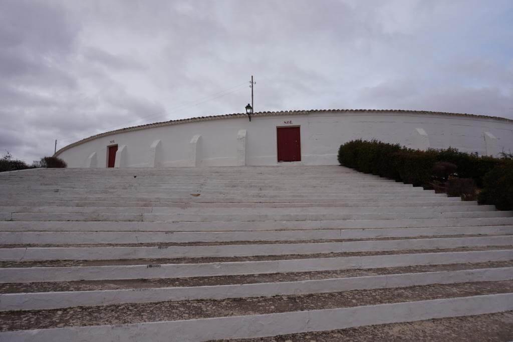 Plaza de Toros de Tarazona de la Mancha. Ruta por los pueblos más bonitos de Albacete I
