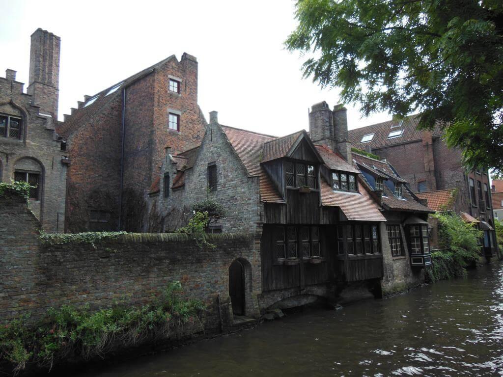 Beguinaje de Brujas (Begijnhof)
