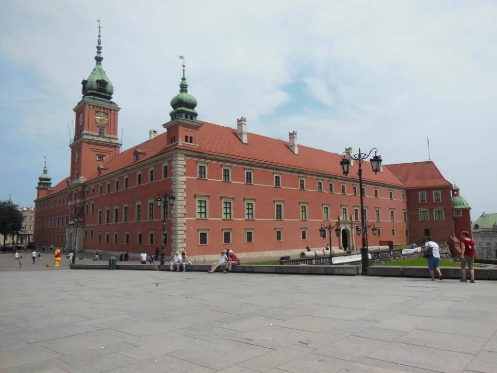 Que ver y hacer en Varsovia: Visitar el Castillo Real