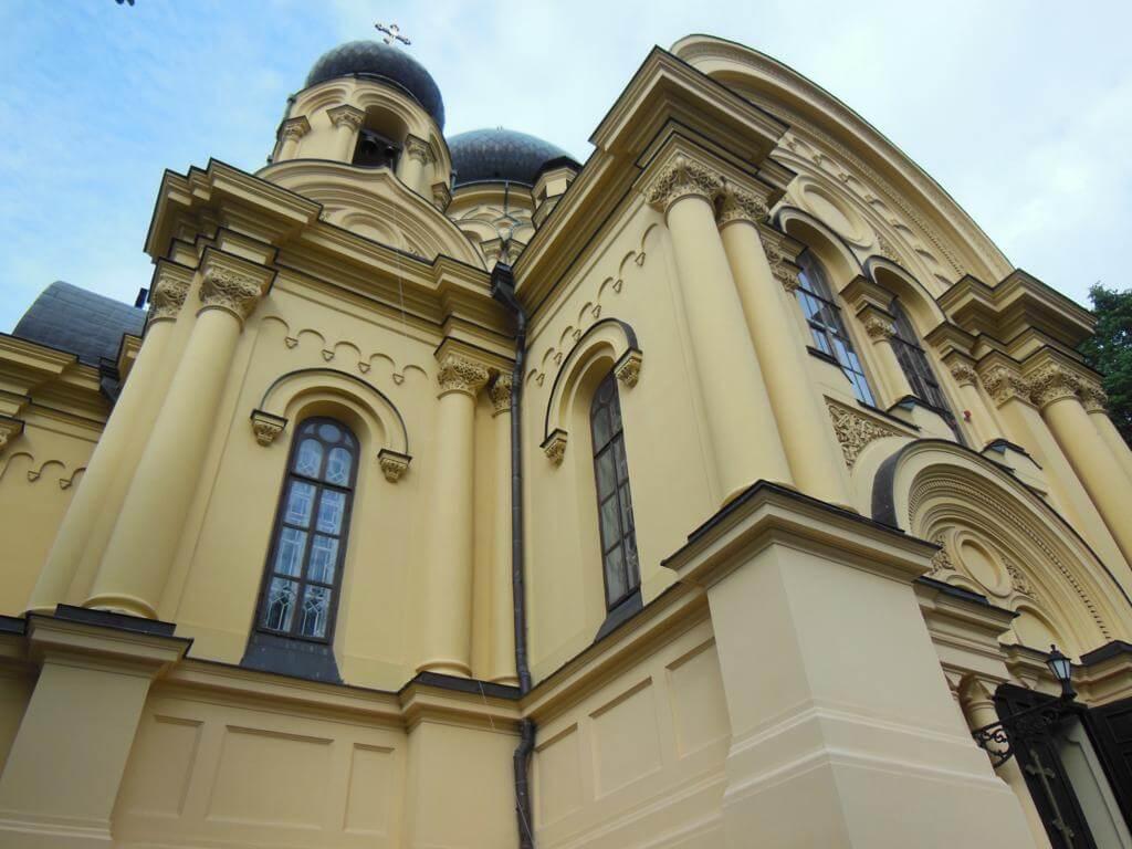 Que ver y hacer en Varsovia: Iglesia Ortodoxa de Santa María Magdalena