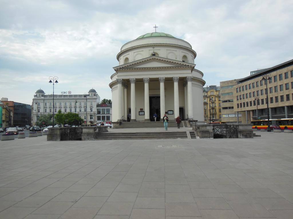 Iglesia de San Alejandro de Varsovia