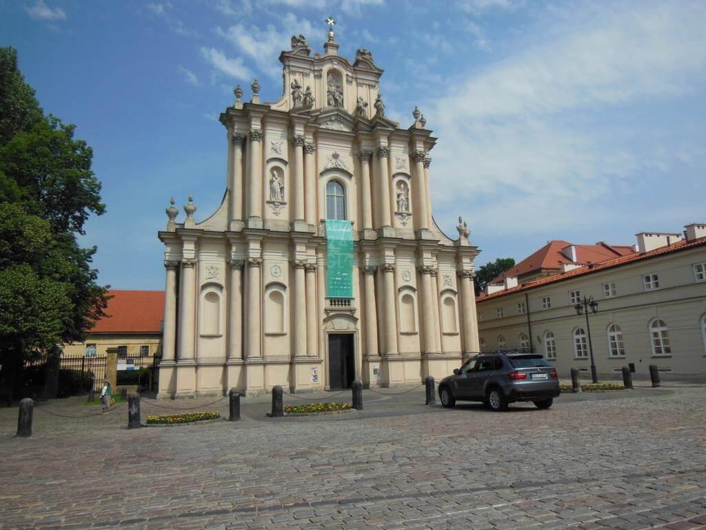 Iglesia de San José Visitacionista