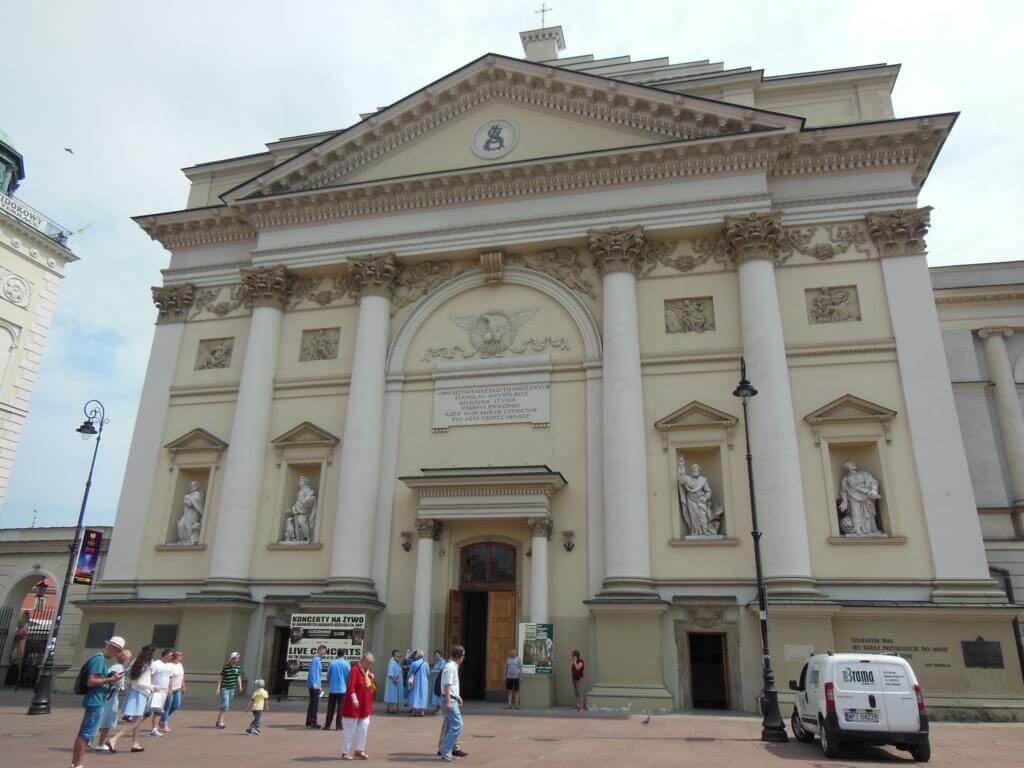 Iglesia de Santa Ana de Varsovia