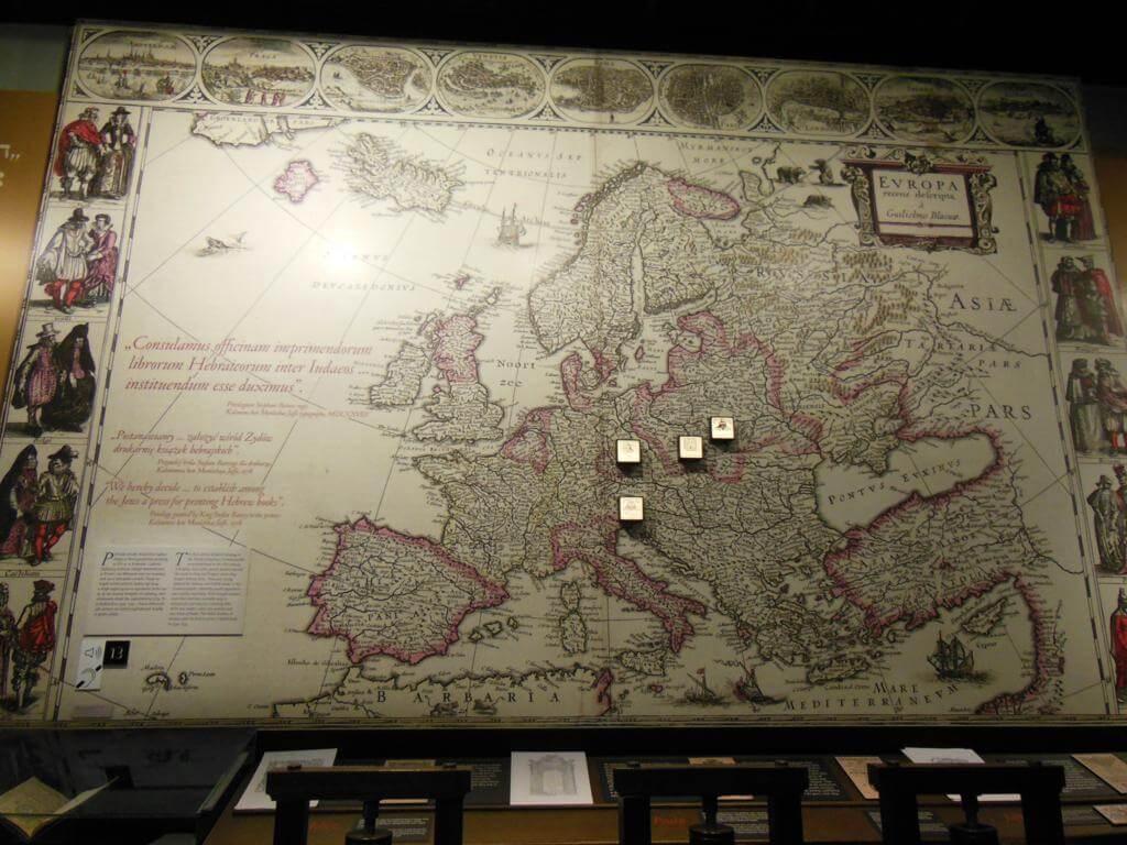 Museo de la Historia de los Judíos Polacos