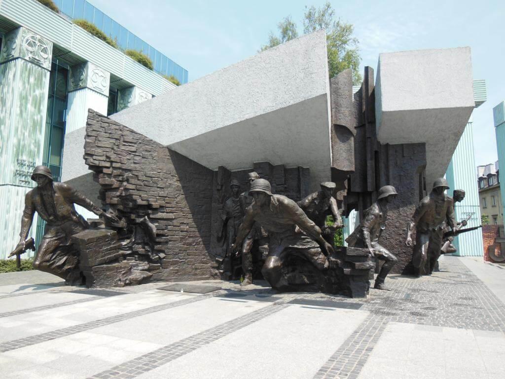 Monumento al Levantamiento de Varsovia