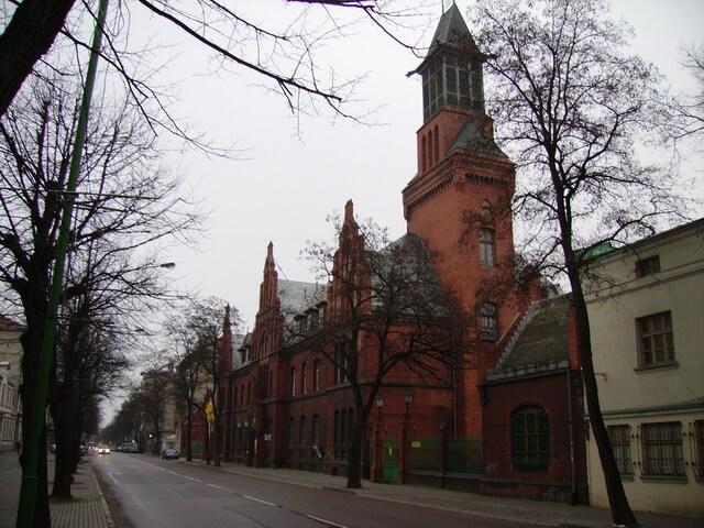 Oficina de correos en Klaipeda @Wikimedia
