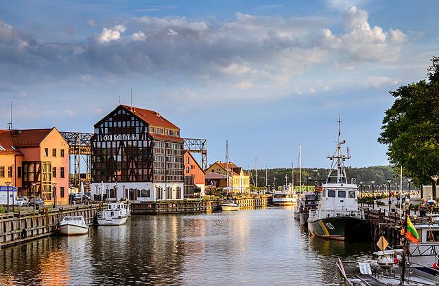 ¿Qué ver y hacer en Klaipeda (Lituania)? @Wikimedia