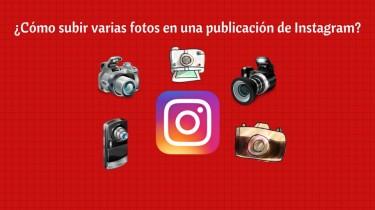 Trucos, hacks y tutoriales para Instagram: subir varias publicaciones
