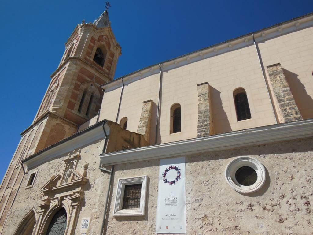 Parroquia El Salvador de Cuenca