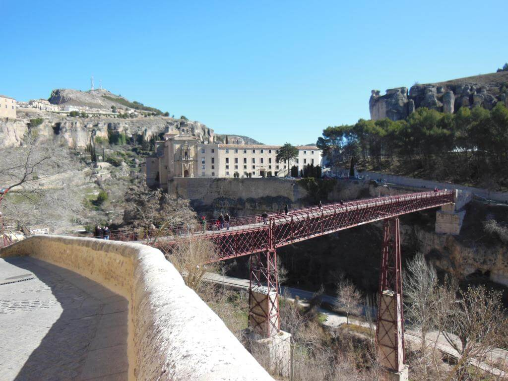 ¿Qué ver en Cuenca en un día? Puente de San Pablo
