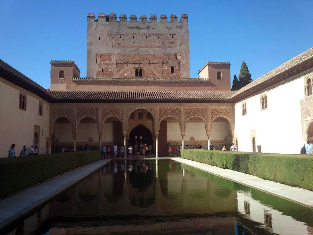 Granada,de las provincias más bonitas de España