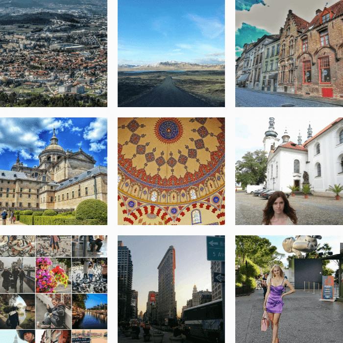 Uno de los mejores hashtags de viajes #EuropeosViajeros by @Instagram
