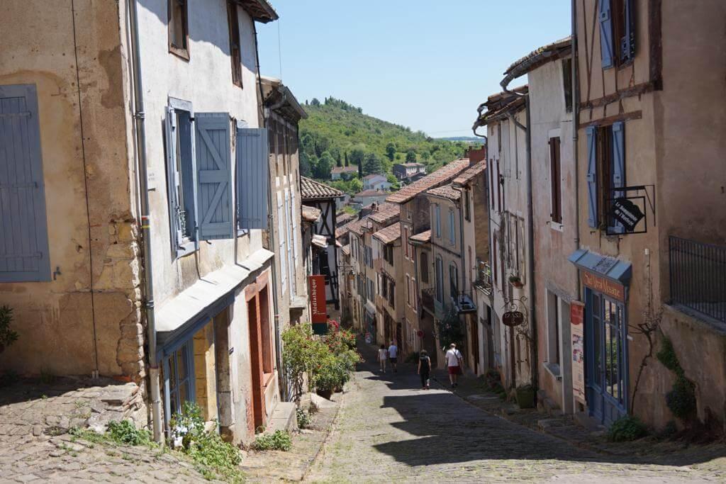 Callejeando por Cordes-sur-Ciel