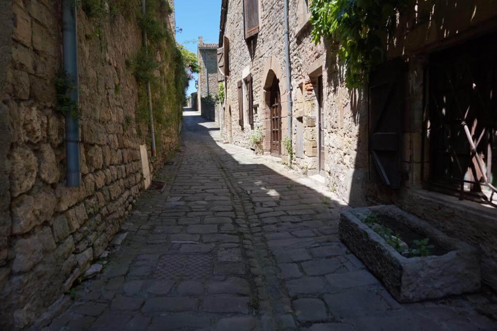 Calles de Cordes-sur-Ciel