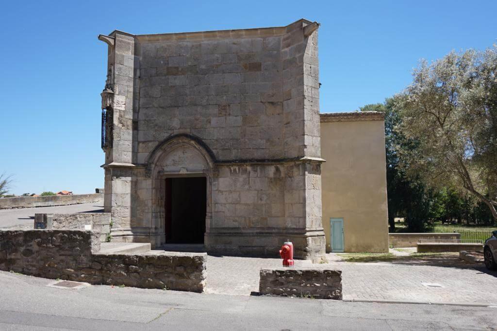 Capilla Notre Dame de la Sante