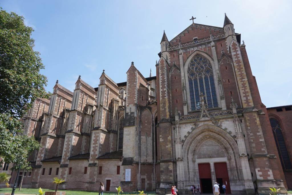 Catedral de Saint-Étienne en Toulouse