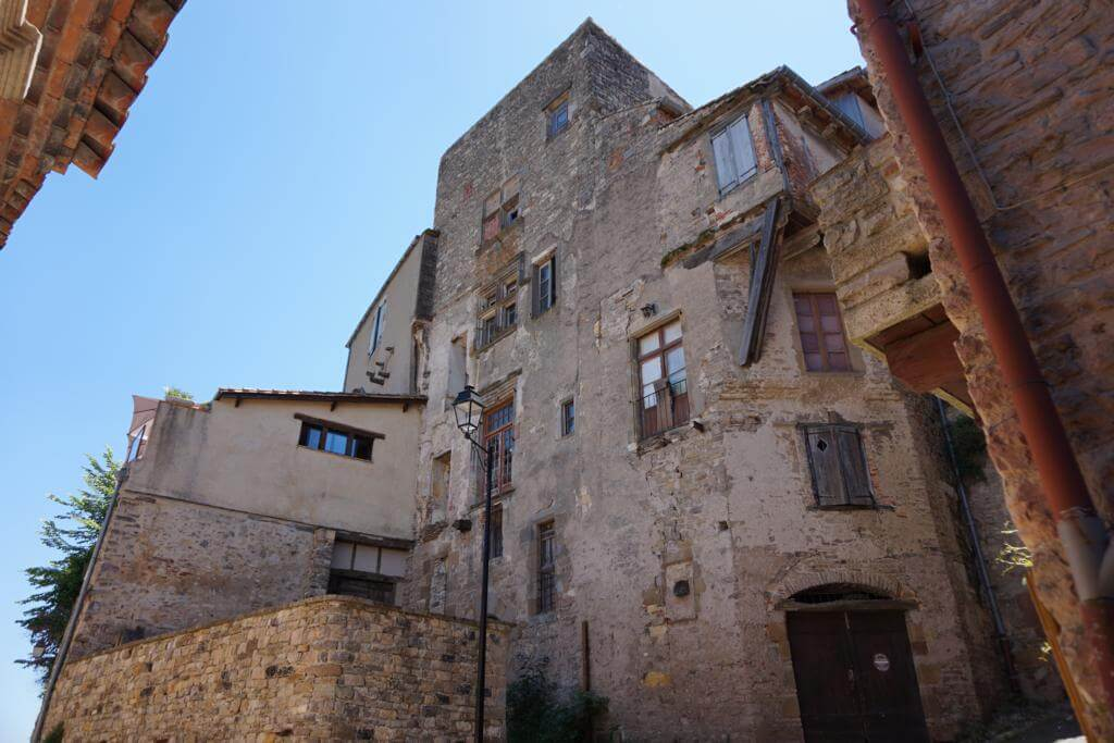 Casas en Cordes-sur-Ciel