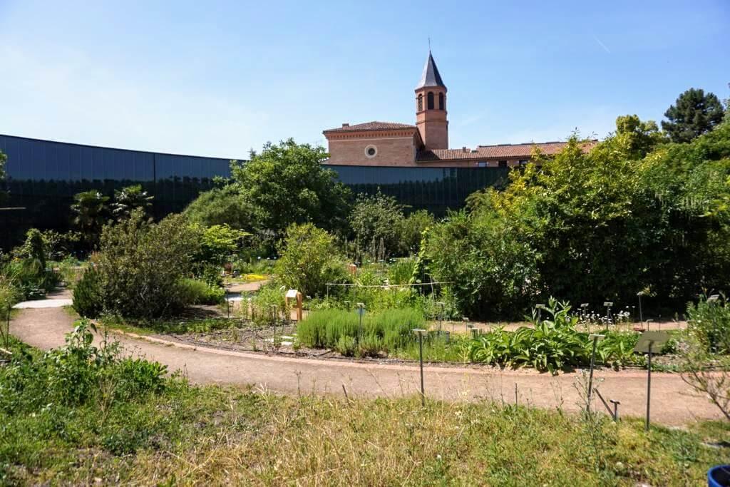 Jardín Botánico del Museo de Toulouse