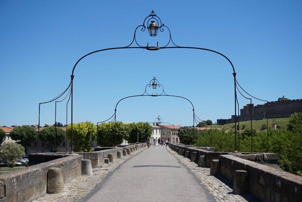 ¿Qué ver en Carcassonne en un día? Puente Viejo