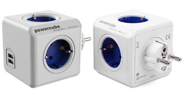 Allocacoc Powercube Usb by @blogdechollos.com