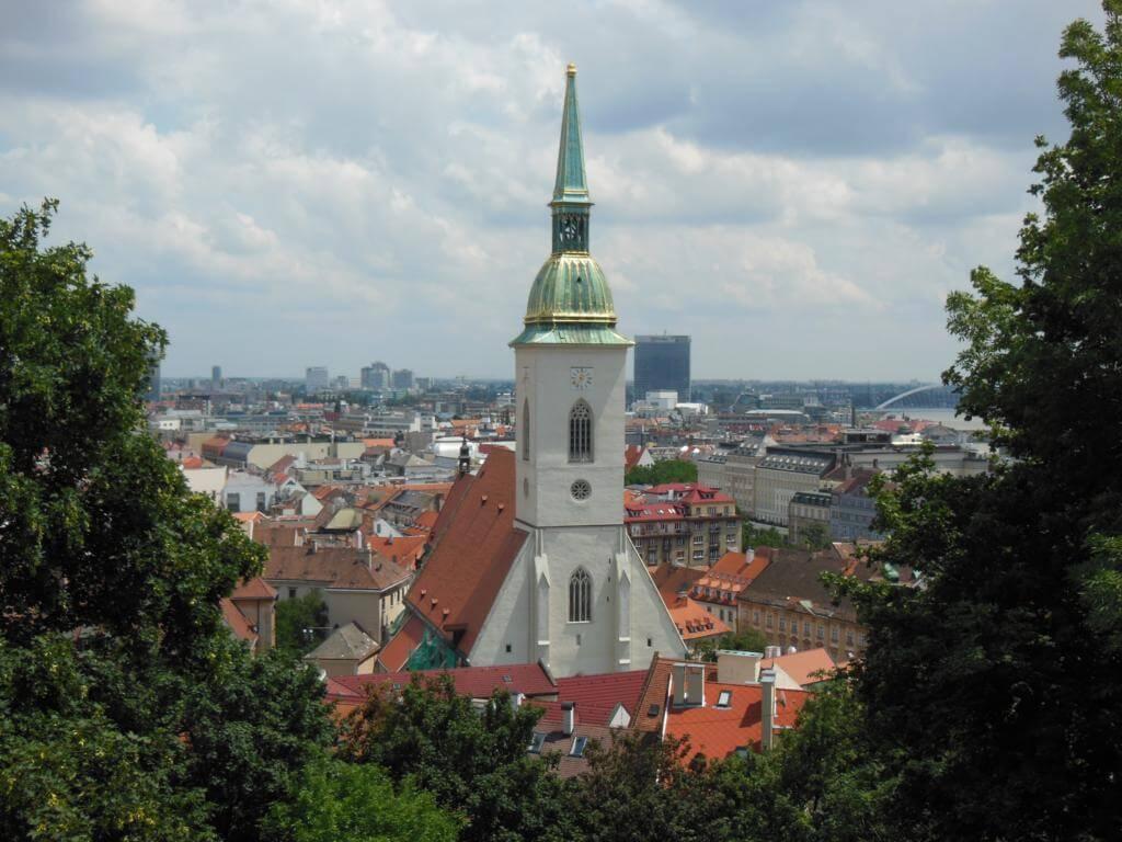 Catedral de San Martín en Bratislava