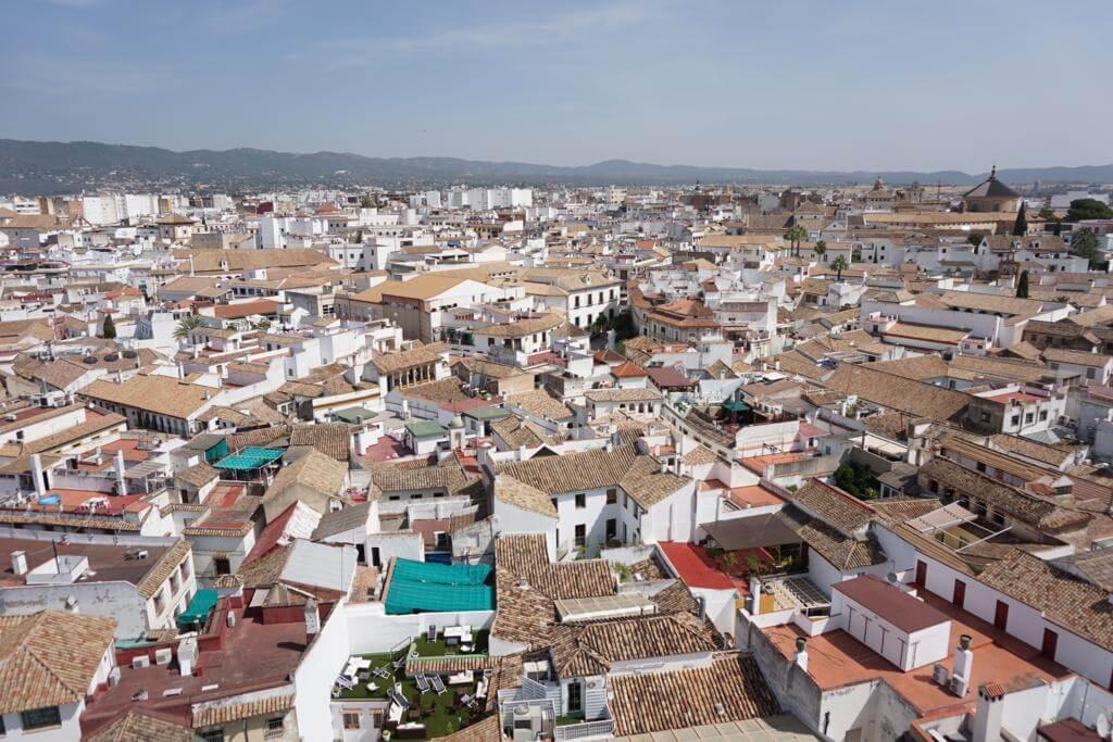 Córdoba desde la Torre-Campanario