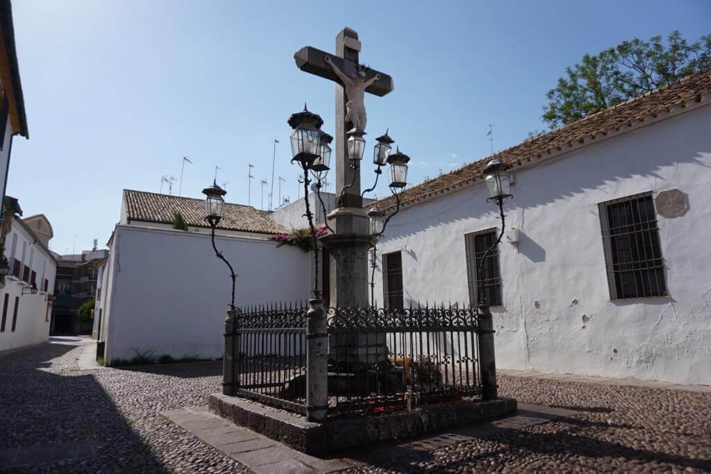 Cristo de los Faroles.