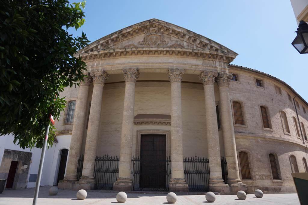 Iglesia del Colegio de Santa Victoria