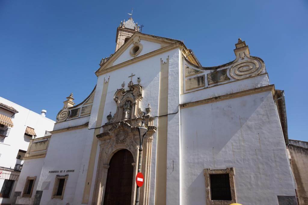 Iglesia de San Andrés de Córdoba.