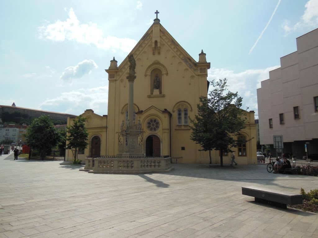 Iglesia de San Esteban de Hungría