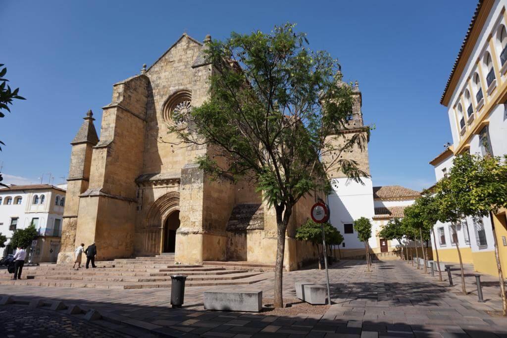 Iglesia de Santa Marina.