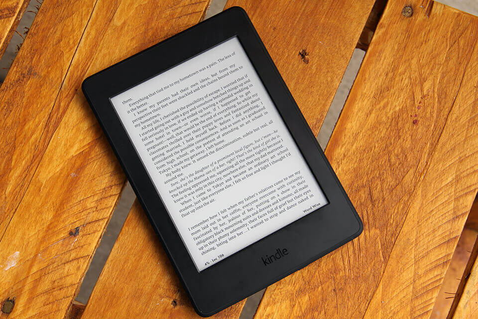Kindle Paperwhite by @engadget.com