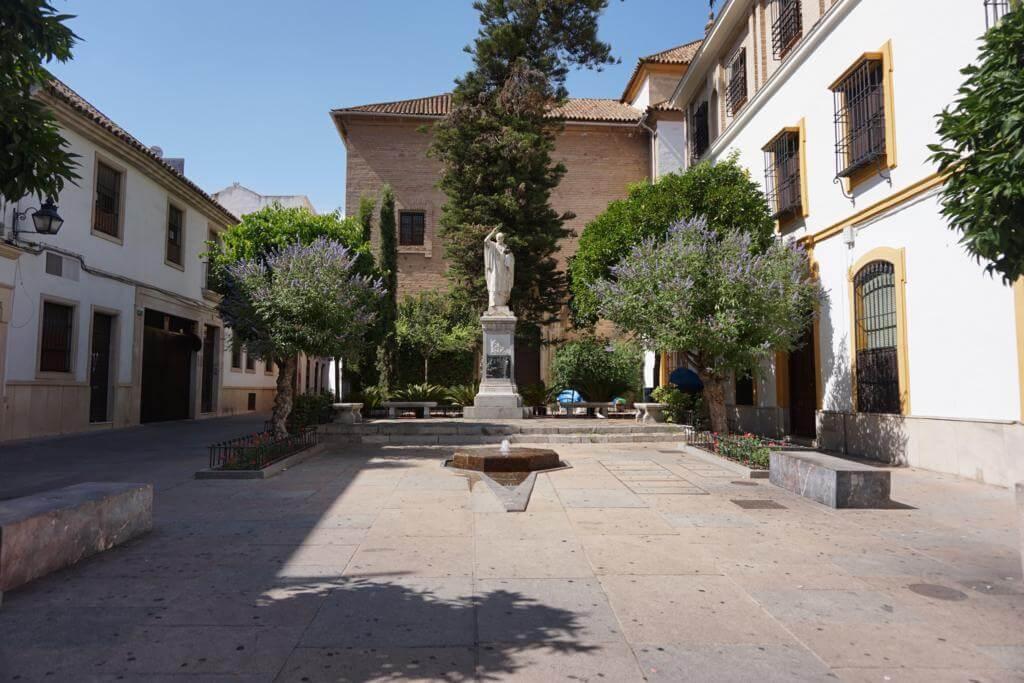 Plaza de las Capuchinas