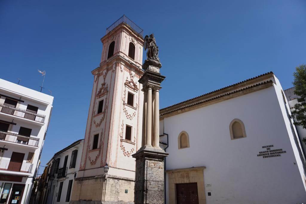 Plaza de la Compañía en Córdoba