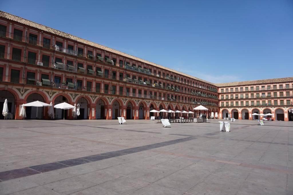 Plaza Corredera.