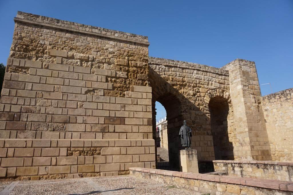 ¿Qué ver en Córdoba en dos días? Puerta de Sevilla