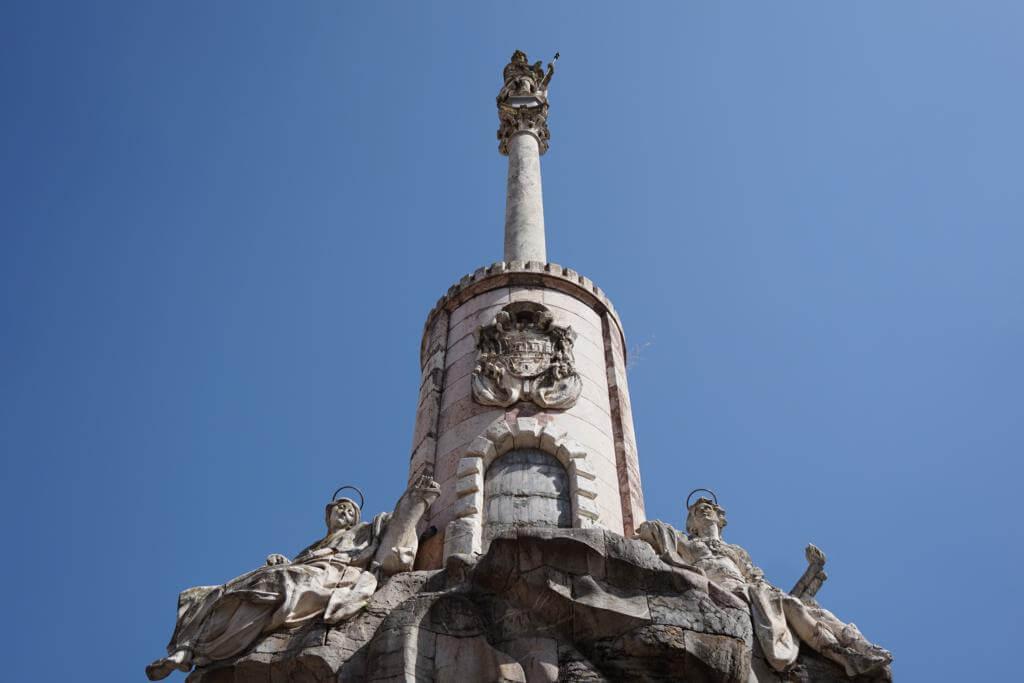 ¿Qué ver en Córdoba en dos días? Triunfo de San Rafael