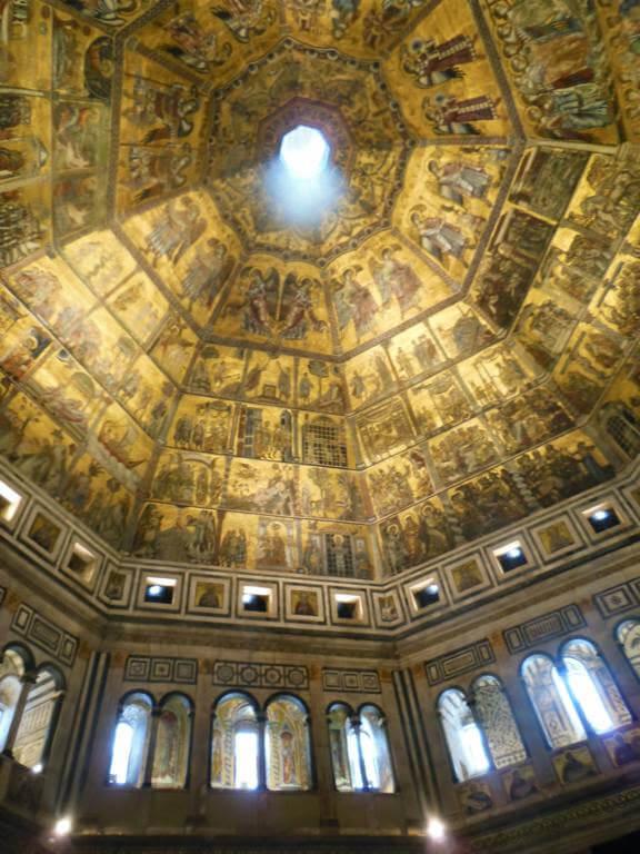 ¿Qué ver en Florencia en 2 días? Baptisterio de San Juan
